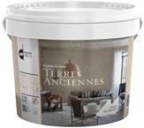 Pot enduit à cirer épais en base blanche couvrant 15 m2 à complèter avec la cire 40 teintes
