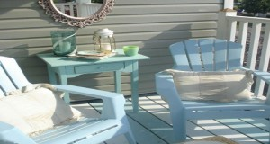Peinture pour plastique pour meuble de jardin et intérieur