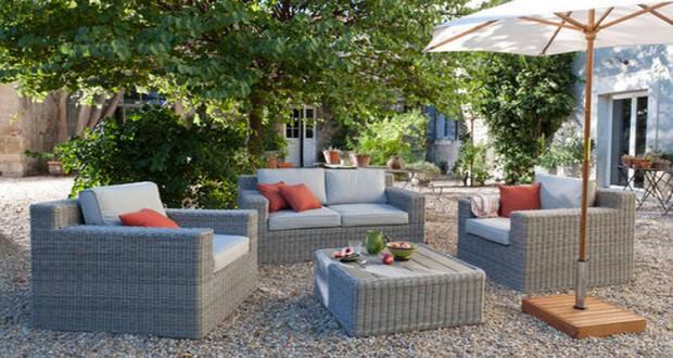 salon de jardin petit prix. Black Bedroom Furniture Sets. Home Design Ideas