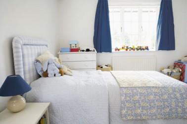 peinture bio chambre enfant couleur bleu bondex. Black Bedroom Furniture Sets. Home Design Ideas