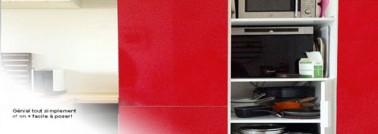 Adh sif pour meubles de cuisine likea color - Papier adhesif pour meuble pas cher ...