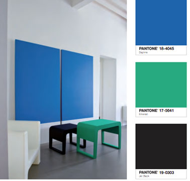 Nuancier tollens 40 couleurs peinture chez castorama for Peinture murale couleur verte