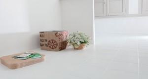 peindre du carrelage sol dans la salle de bain. Peinture V33 nuancier 15 couleurs