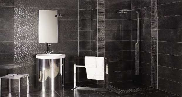 carrelage mural et sol pour refaire sa salle de bain. Black Bedroom Furniture Sets. Home Design Ideas