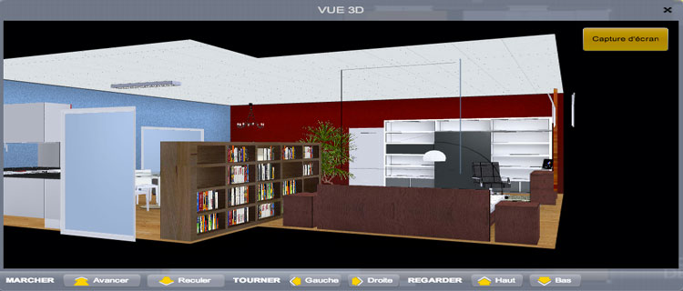 Logiciel d coration int rieur gratuit d co cool for Plan 3d amenagement interieur