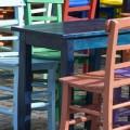 Peinture meuble, peinture carrelage mural et sol et tableau blanc IdéStyl