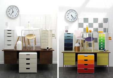 Adhésif couleur pour relooker meubles bois brut ou meuble ancien. Nuancier adhésif  84 couleurs