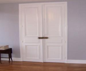 Peindre portes et placard sans decaper v33 51 montreuil for Peinture placard