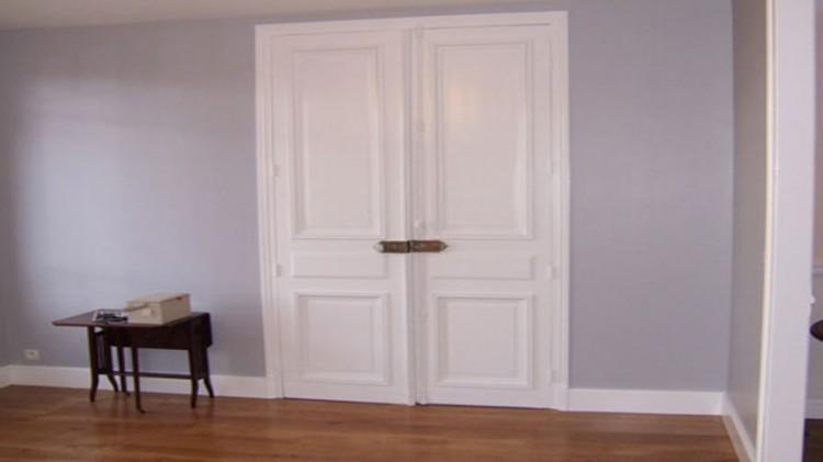 peindre des portes ou un placard sans d caper d co cool. Black Bedroom Furniture Sets. Home Design Ideas