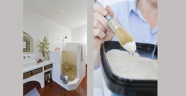 Peindre une salle de bain soi m me facilement d co cool for Refaire sa salle de bain soi meme