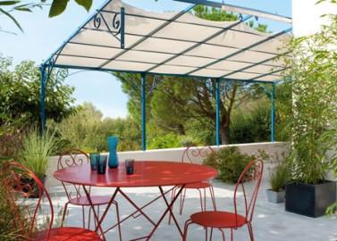 Repeindre son mobilier de jardin en bois ou fer avec de belles couleurs 37 fort de france for Couleur salon de jardin en fer