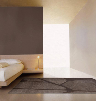 chambre taupe et lin couleur peinture mur et sol. Black Bedroom Furniture Sets. Home Design Ideas