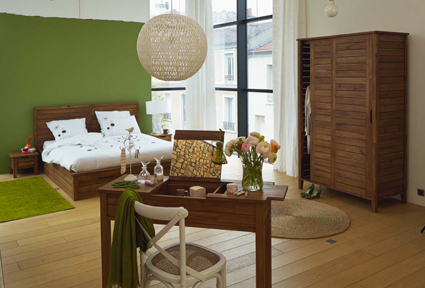 Alin a 4 nouveaux styles d co maison pour 2013 2014 qu 39 on adore for Photo chambre adulte zen