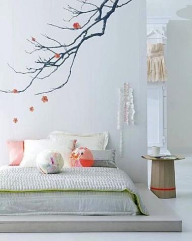 Chambre grise et blanc ou beige 10 id es d co pour choisir - Deco chambre gris blanc ...