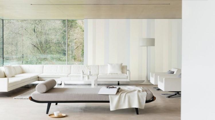 quelle couleur pour un salon au top deco. Black Bedroom Furniture Sets. Home Design Ideas