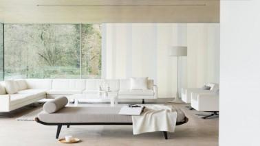 choisir sa couleur salon avec une peinture tendance pour un salon moderne, contemporain, nos conseils couleur et idées pour construire une palette en harmonie pour la décoration du salon.