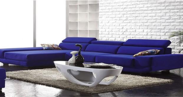 D Co Salon Bleu De Belles Id Es Pour S 39 Inspirer D Co