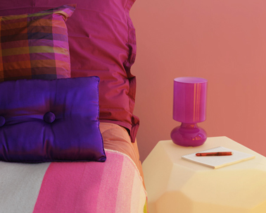 Couleur chambre rose fushia pour d co ambiance f minine for Chambre fushia orange