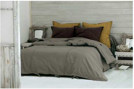 16 d co de chambre grise pour une ambiance zen deco cool - Chambre grise et taupe ...