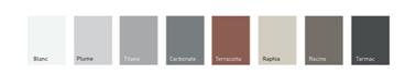 nuancier peinture parquet escaliers v33 8 couleurs. Black Bedroom Furniture Sets. Home Design Ideas