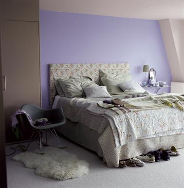 16 couleurs pour choisir sa peinture chambre deco cool for Peindre une chambre adulte