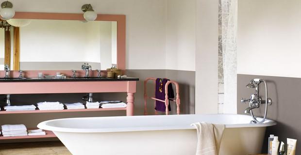 Related for couleur pour salle de bain peinture for Couleur peinture salle de bain tendance