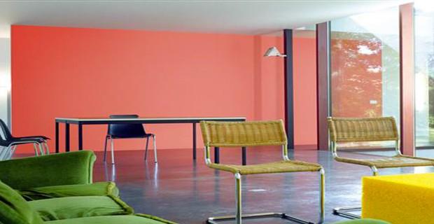 Simulation peinture salon conceptions architecturales for Couleur tendance peinture salon