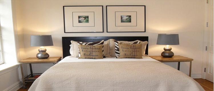 Astuces d co pour agrandir une petite chambre for Decoration d une chambre pour adulte