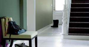 D co studio am nagement petits espaces deco cool - Couleur peinture entree couloir ...