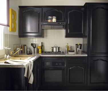 Peindre des meubles de cuisine peinture multisupports v33 for Peinture meuble cuisine v