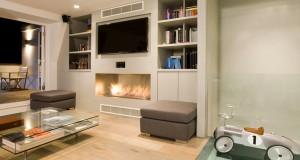 une selection d'accessoires de cheminee design