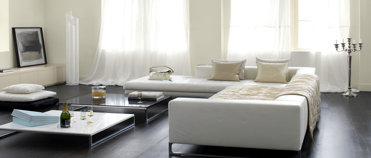 d co salon blanc repeindre le salon en blanc c 39 est chic. Black Bedroom Furniture Sets. Home Design Ideas