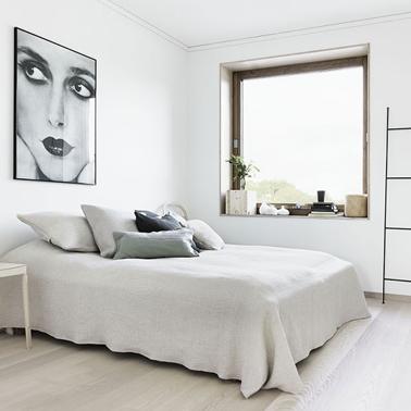 10 chambres zen pour bien dormir deco cool for Decoration chambre zen attitude