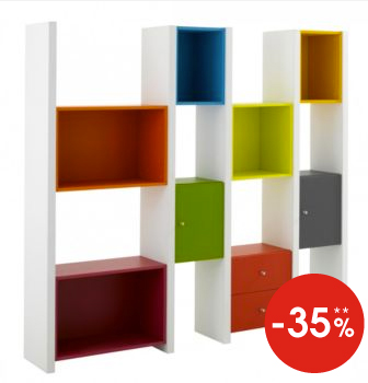 soldes les bons plans habitat et fly d co cool. Black Bedroom Furniture Sets. Home Design Ideas