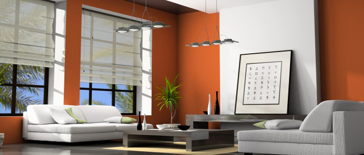 deco salon agencement canape et luminaire. Black Bedroom Furniture Sets. Home Design Ideas