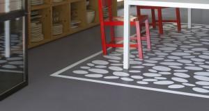 peinture sol carrelage pour rénover les sols de toutes les pièces dans la maison