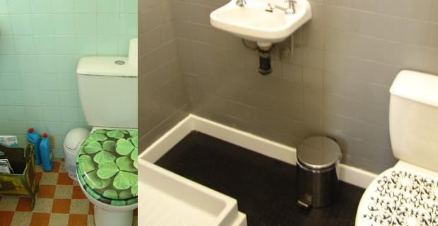 Peinture carrelage salle de bain et cuisine le dossier - Decoration cuisine et salle de bain ...