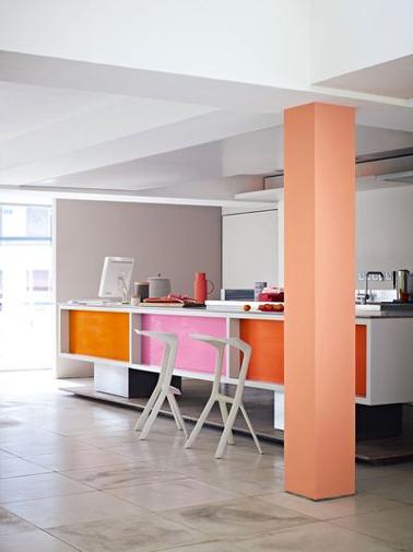 Repeindre une cuisine couleur vives v33 - Repeindre sa cuisine en gris ...
