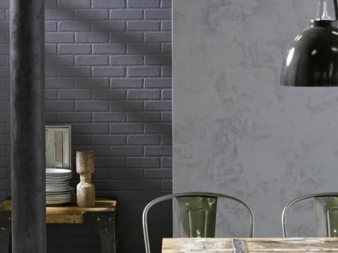12 peinture effet pour les murs de la maison d co cool - Peinture style industriel ...
