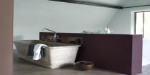 peinture salle de bain pour peindre murs, carrelage et sol