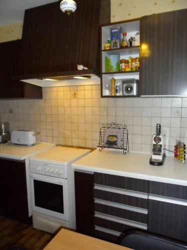 Peinture pour meuble pour tout peindre sans poncer v33 - Comment peindre les murs d une cuisine ...