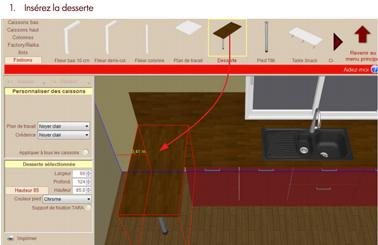 Optimisez la conception et l'aménagement de la cuisine avec le logiciel Alinea