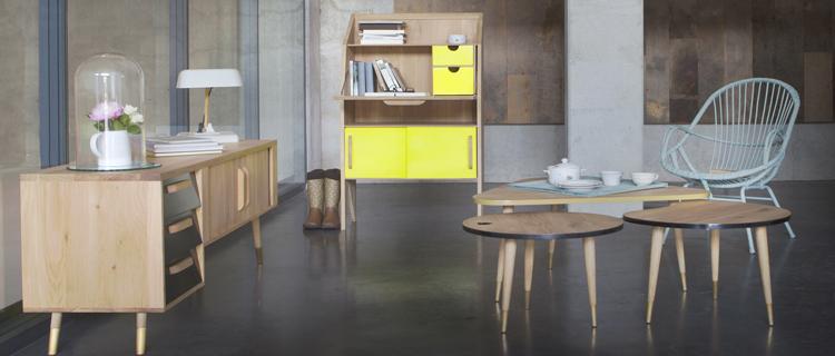 meuble vintage collection meubles de rangement, bureau et commode Mr Marius