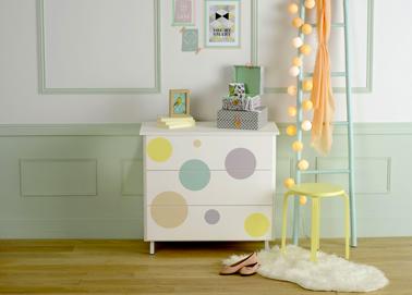 Peindre une commode bois avec peinture vernis relooking v33 for Peinture pour meubles en bois