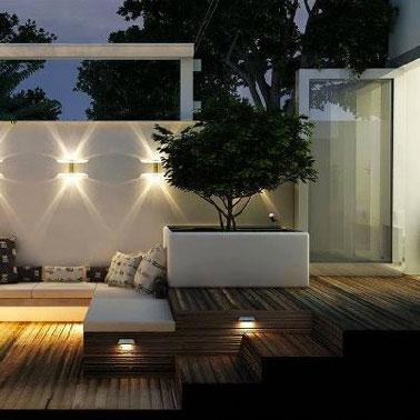 Terrasse zen id es et photos pour une terrasse sympa for Parterre ambiance zen