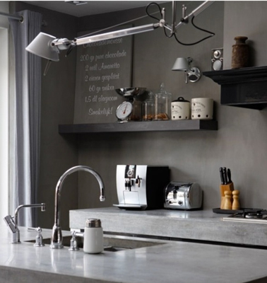 La Cuisine Couleur Taupe on l\'adore | Deco-Cool