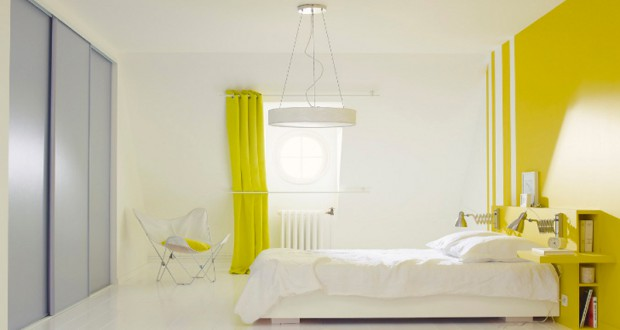 Simulation Peinture Chambre Adulte Architecture Design