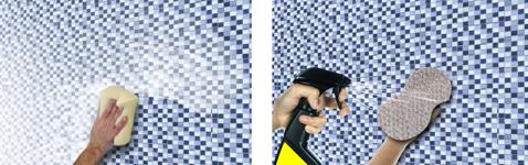 Joint de carrelage aux couleurs design bostik d co cool for Nettoyage carrelage apres pose