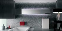 joint carrelage couleur et effet pailleté pour carrelage, faïence et mosaïque mur et sol salle de bain et douche italienne design