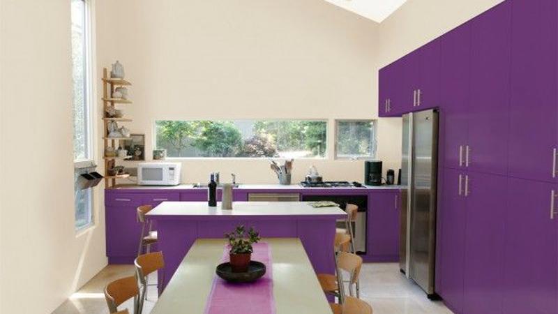 Peinture pour peindre une cuisine en bois 20170612120504 for Peindre une cuisine